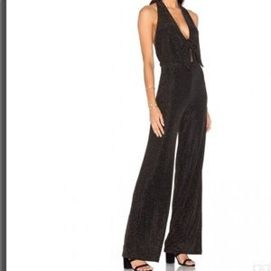 House of Harlow 1960 Jumpsuit Romper, Backless